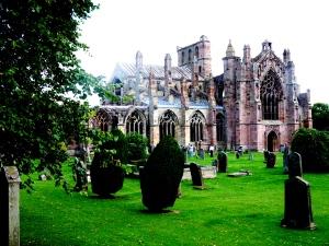 abbaye en ruine